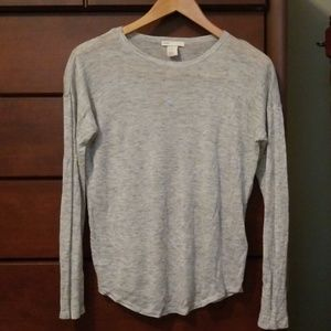 Grey H&M sweater.